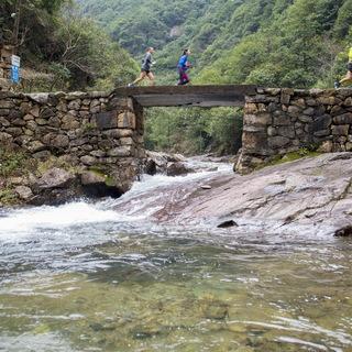 2015 宁海(深甽)山地马拉松赛