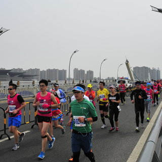 2016无锡国际马拉松赛