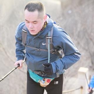 2015爱江山|第二届凤凰岭北京冬季城市越野赛