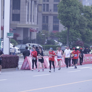 2014扬州国际半程马拉松赛