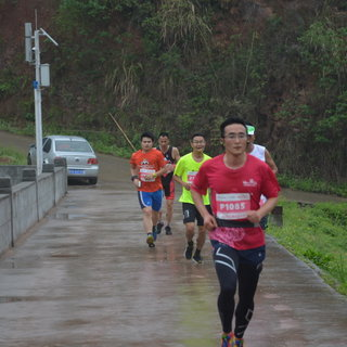 周末享跑系列五凤溪站 の 爱•跑TOWN