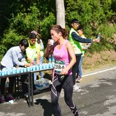 第二届百里山水画廊森林马拉松志愿者照片