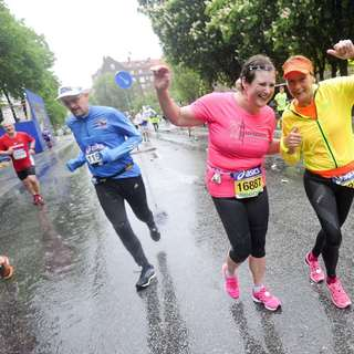 2015 斯德哥尔摩马拉松(Stockholm Marathon)