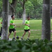 2016济南森林氧吧半程马拉松暨50公里精英接力赛