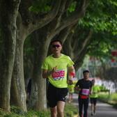 沪跑团世纪公园接力赛
