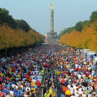2014柏林马拉松(BMW Berlin Marathon)