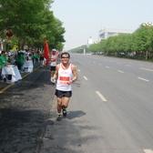 2013年黄河口东营马拉松