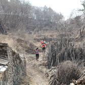 涧沟村及后山道