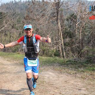2016汇添富南京山地马拉松