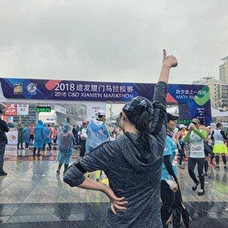 2018建发厦门马拉松赛