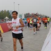 2014年10月19日北京国际马拉松6