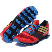 adidas 阿迪达斯 springblade 男女同款