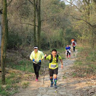 2016中国·南北湖跑山赛(春季)