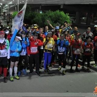 2015石家庄100公里野人挑战赛