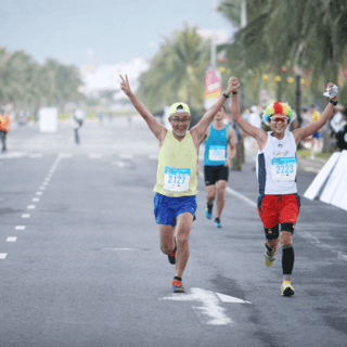 2014岘港国际马拉松赛(Da Nang International Marathon)