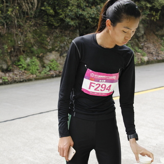 """2016 """"醉美樱花""""女子半程马拉松"""