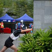 20161106中国英德仙湖山地超级马拉松-起点终点