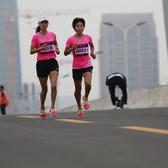 2016上海女子半程马拉松