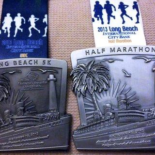 2016 长滩马拉松