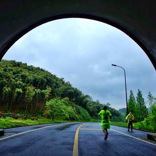 2016浙江省美丽乡村路跑系列赛(安吉站)--七彩灵峰杯山地跑