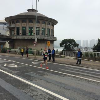 长沙马拉松2016-36公里后10:06——10:34