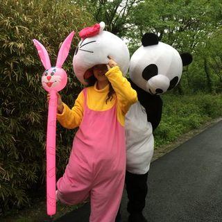 可口可乐奇幻动物跑之PR星之旅