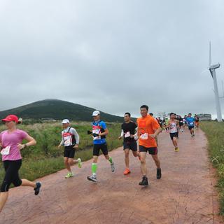 2016 济州岛越野跑
