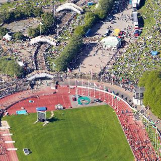 2015 哥德堡半程马拉松