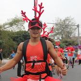 2018年大鹏新年马拉松