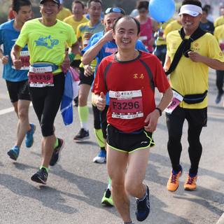 2016苏州太湖国际马拉松