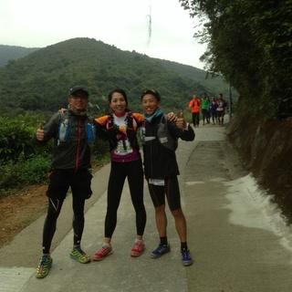 2015 大屿山越野赛