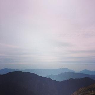 Salomon城市越野跑-台州站2015第一期 括苍之巅 垂直爬升赛