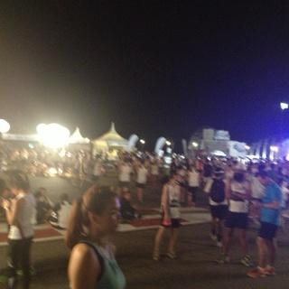 2013 新加坡日落马拉松
