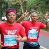 我的马拉松!