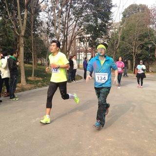 2014公益彩虹跑