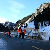 2017乌鲁木齐冰雪马拉松