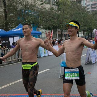 2016广东清远国际马拉松赛
