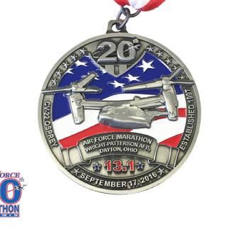 2016 空军马拉松