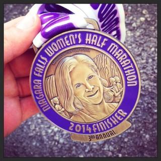 2016 尼亚加拉瀑布女子半程马拉松