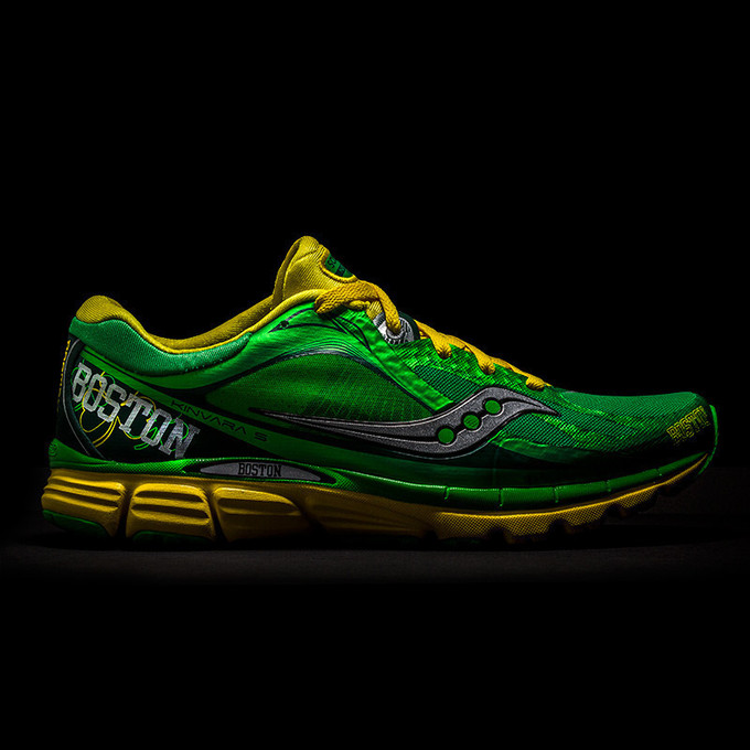 Kinvara 5 Boston