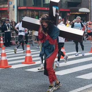 2015东京马拉松