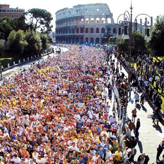 2015 罗马马拉松