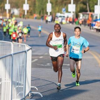 2015承德避暑山庄国际半程马拉松