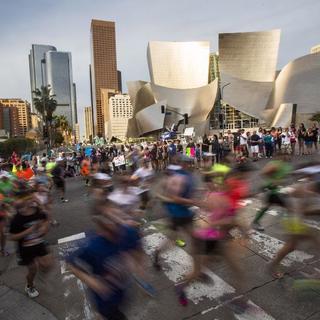 2015 洛杉矶马拉松