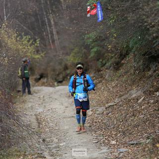2016 环四姑娘山超级越野跑