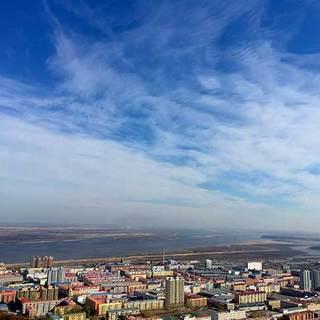 2016FEM中国东极·抚远黑瞎子岛新年日出马拉松赛