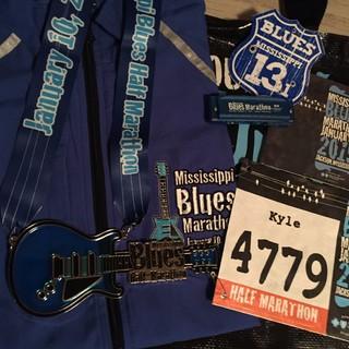 2016 密西西比蓝调马拉松