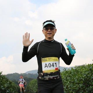 2017西湖山地轻奢越野跑