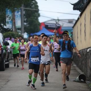 Salomon城市越野跑 台州站 第六期   佛岭水库环湖接力赛
