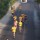 2012年高邮首届马拉松